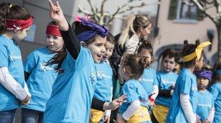 Martigny: la ville aux enfants