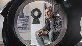 André Raboud célèbre 50 ans de sculpture au Crochetan