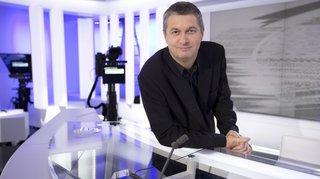 «Il n'y a aucune volonté d'écarter Darius Rochebin»: le rédacteur en chef de l'actu de la RTS s'explique