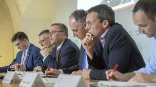 Fiscalité: le Valais veut devenir très attractif pour les PME