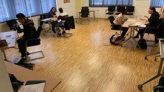 Sion: succès pour le premier speed jobbing dédié à l'apprentissage