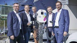 Valais romand: les distributeurs d'électricité créent un label pour promouvoir la mobilité électrique