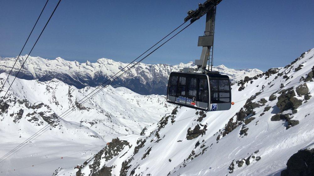 Les 4 Vallées ont passé la barre des 2 millions de skieurs cette saison, ce qui en fait un poids lourd mondial.