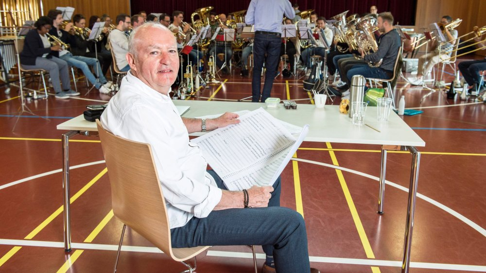 Valaisia Brass Band: le souffle anglais qui donne des ailes aux cuivres