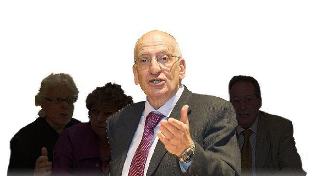 Pascal Couchepin, ancien conseiller fédéral.