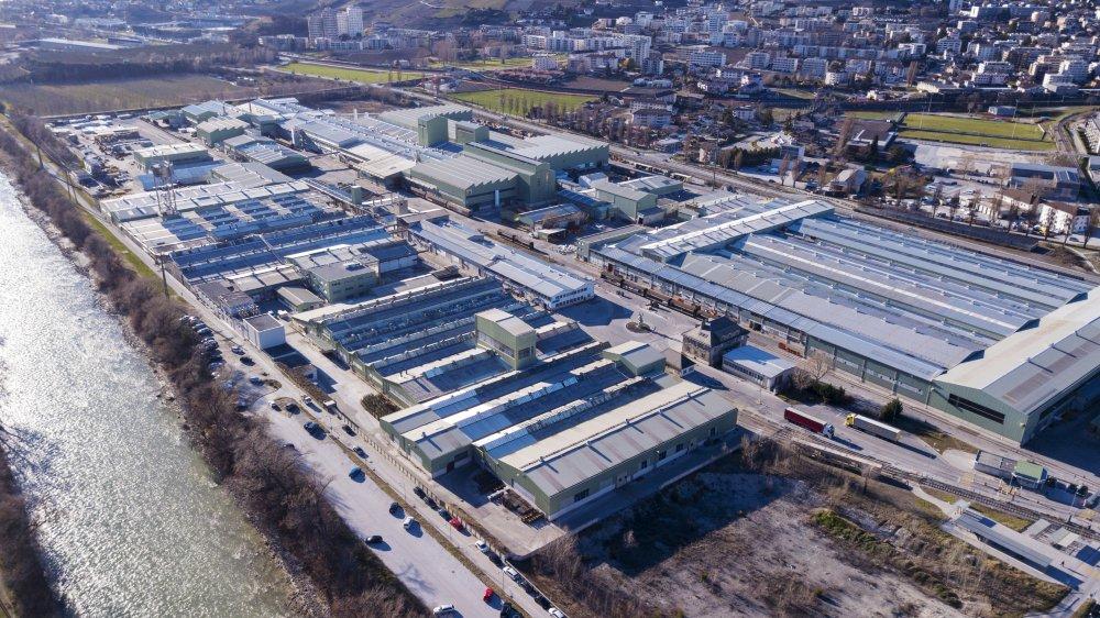 Les ateliers valaisans de Constellium et Novelis seront concernés par les quotas européens sur les importations de produits en aluminium.