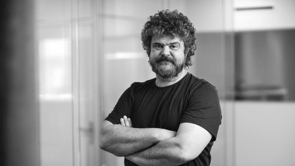 Werner Koder, membre de la rédaction en chef du «Walliser Bote»