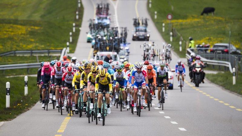 Cyclisme: Martigny devrait accueillir une étape du Tour de Romandie 2020 afin de tester le parcours des Mondiaux