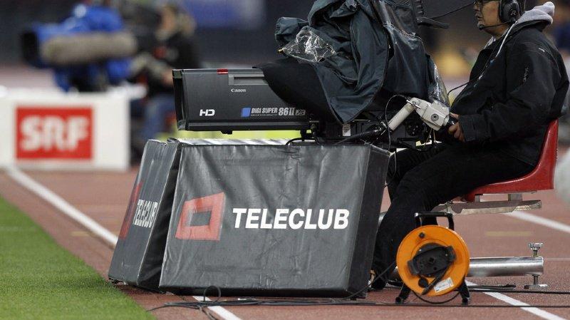 Football - Ligue des champions: les téléspectateurs de la SSR privés de finale
