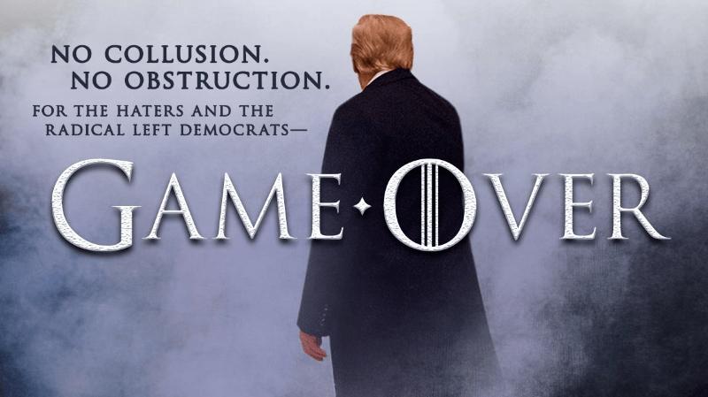 Etats-Unis: Trump exulte et se réfère (encore) à la série Game of Thrones