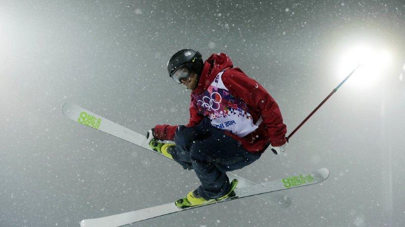 Médaillé de bronze en half-pipe à Sotchi, Kevin Rolland est l'un des meilleurs spécialistes de ski freestyle de la planète.