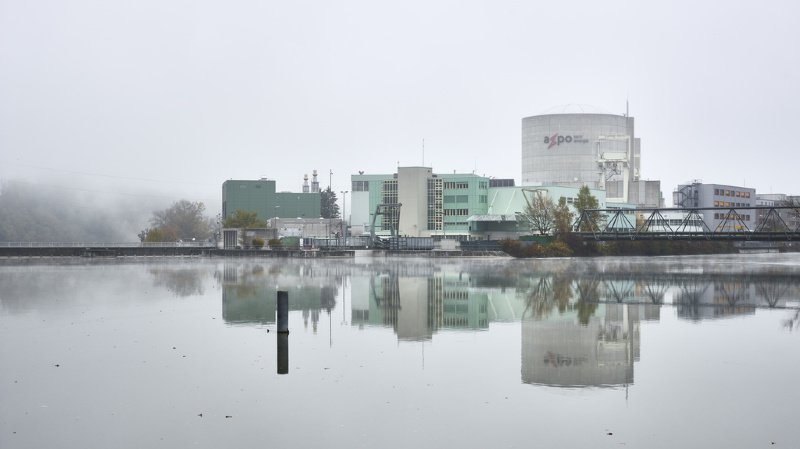 Le réacteur numéro un de Beznau a été à l'arrêt de 2015 à 2018 en raison d'anomalies.