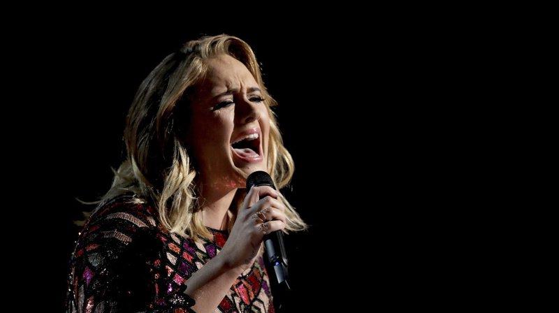 La chanteuse Adele annonce sa séparation après deux ans de mariage