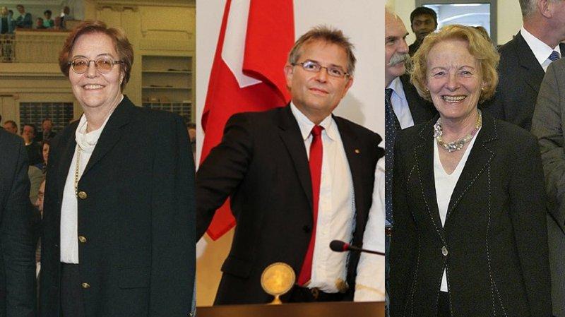 Constituante: les conseils de trois prédécesseurs romands