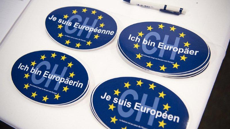 Le NOMES l'assure: l'adhésion à l'Union européenne ne doit pas être un tabou (illustration).