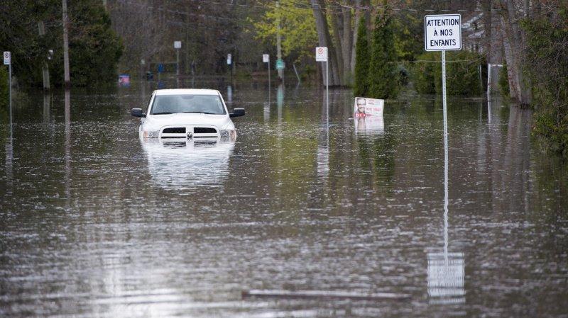 Canada: Montréal décrète l'état d'urgence face aux inondations