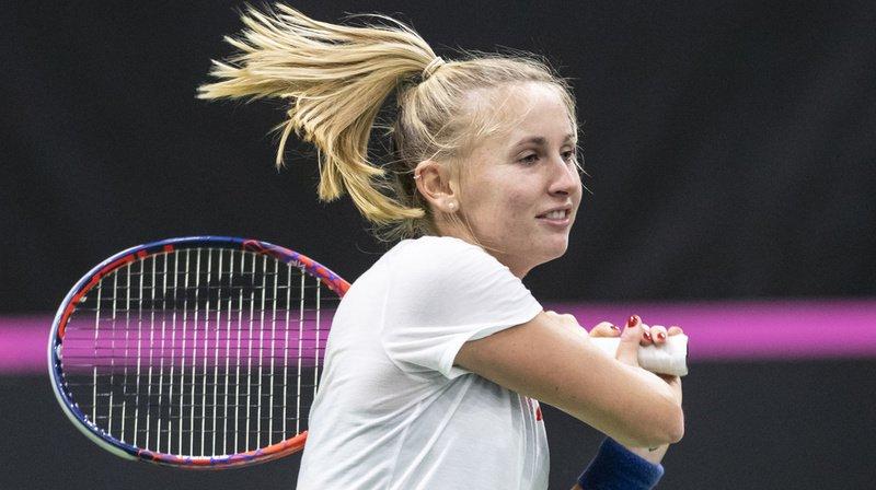 Jil Teichmann dans le dernier carré pour la première fois de sa carrière en WTA.