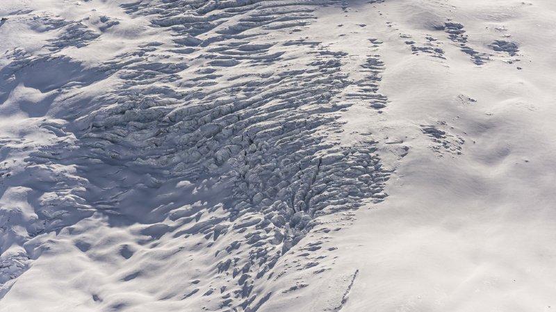 Environnement: lancement de l'initiative populaire pour les glaciers