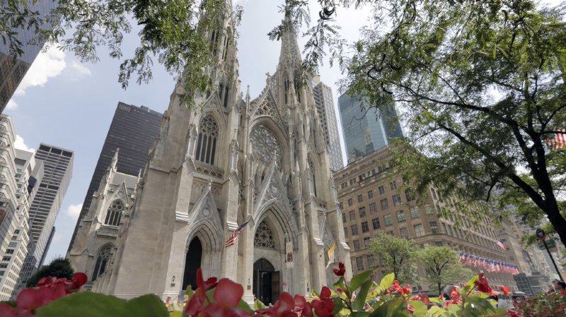 L'incident survient quelques jours après l'incendie qui a ravagé Notre-Dame de Paris.