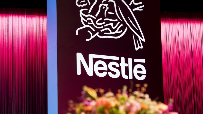 Le marché brésilien a largement contribué à cette performance, indique Nestlé.