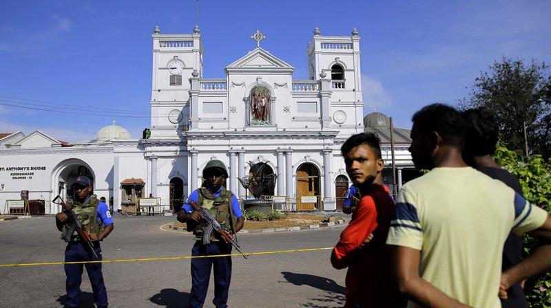 Attentats au Sri Lanka: le bilan s'alourdit à près de 300 morts et plus de 500 blessés