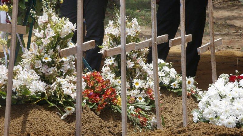 Terrorisme: le groupe Etat islamique revendique les attentats au Sri Lanka