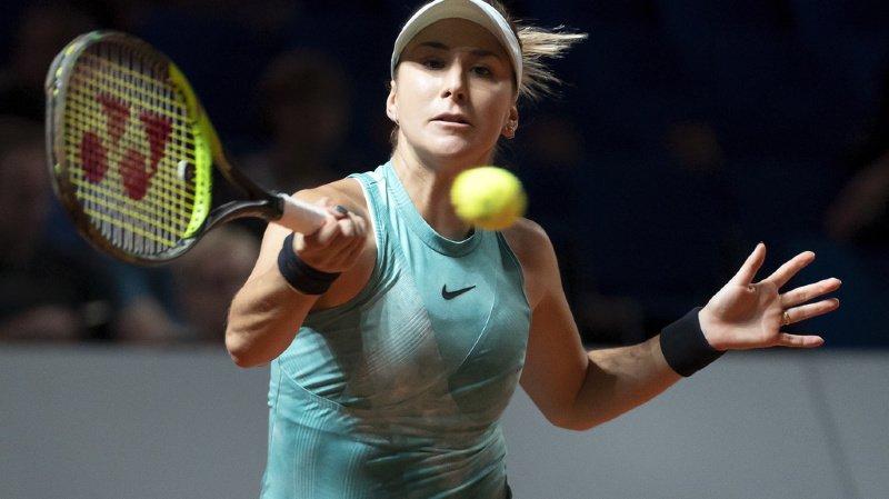 Tennis - WTA de Madrid: Belinda Bencic se qualifie sans problème face à la Belge Van Uytvanck