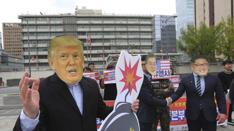 """Péninsule coréenne: Kim Jong-un accuse les Etats-Unis d'avoir été de """"mauvaise foi"""""""