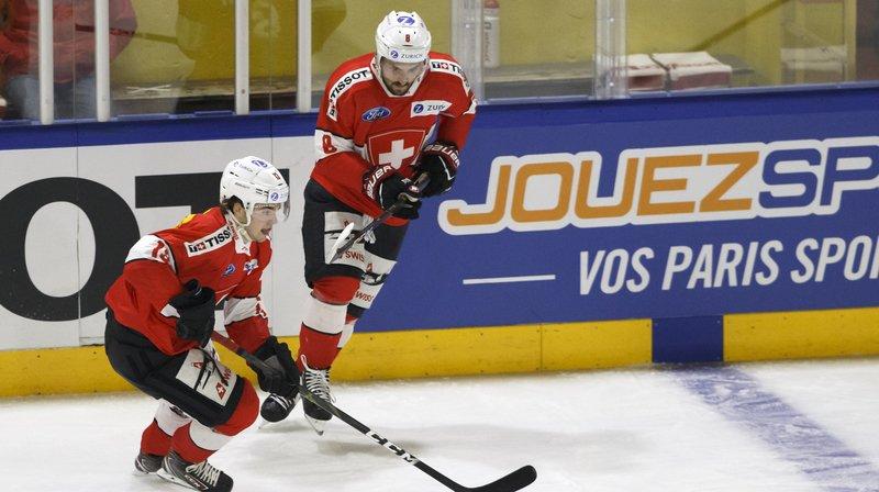 Les Valaisans Nico Hischier et Vincent Praplan peuvent porter la Suisse aux Mondiaux de hockey