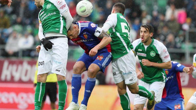 Football - Super League: Sion et Saint-Gall s'inclinent, Young Boys accroché par Lugano