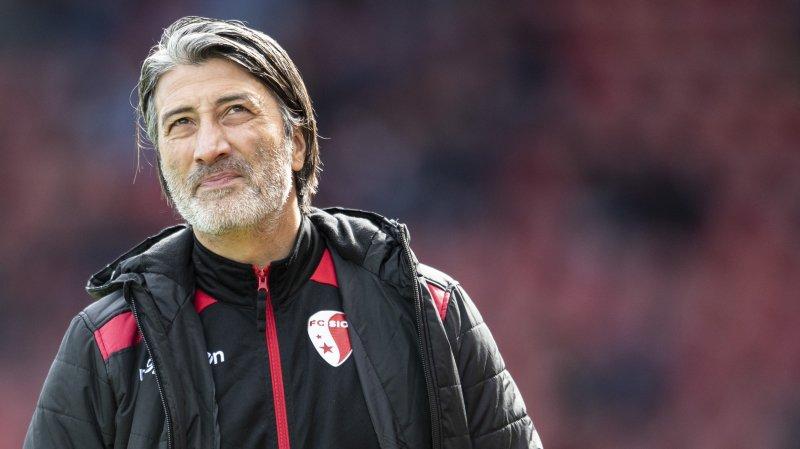 Football: Sion donne congé à Murat Yakin
