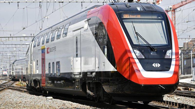 CFF: comment les nouveaux trains duplex se sont transformés en fiasco?