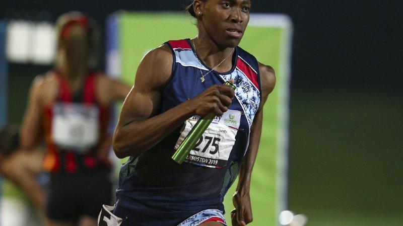 Athlétisme: Caster Semenya devra limiter son taux de testostérone