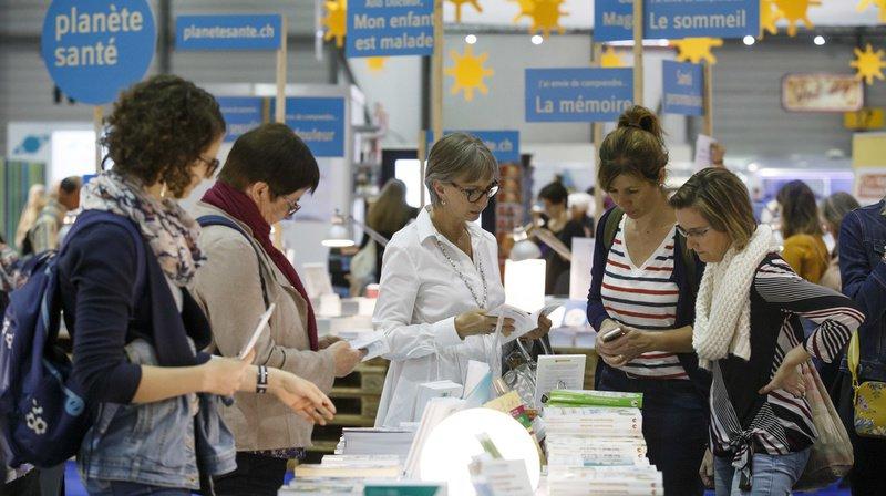 Genève: le 33e Salon du livre a attiré près de 89'000 personnes en cinq jours