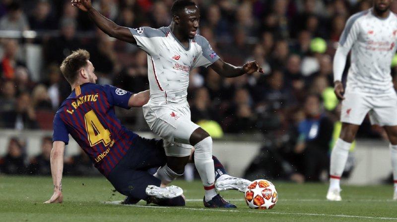 Football - Ligue des champions: fin de saison pour Naby Keita, blessé aux adducteurs