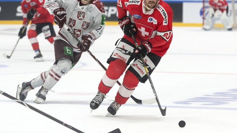 Hockey - amical: deuxième victoire en 2 jours pour la Suisse face à la Lettonie