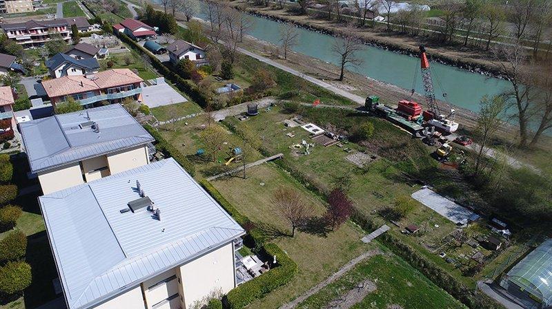 A Fully, le chantier pour sécuriser le Rhône démarre