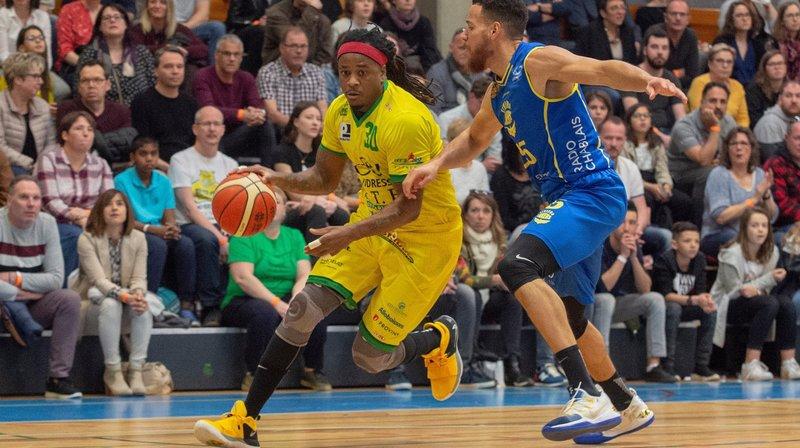 Basket: dernier test avant les play-off pour le BBC Monthey-Chablais