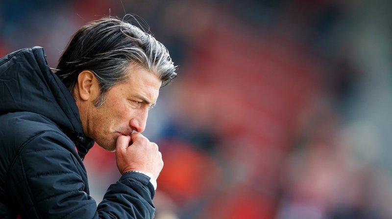 Le FC Sion face à la question de son entraîneur