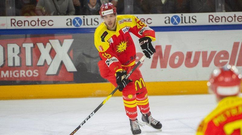 Hockey: Sierre ne libérera pas Maxime Montandon