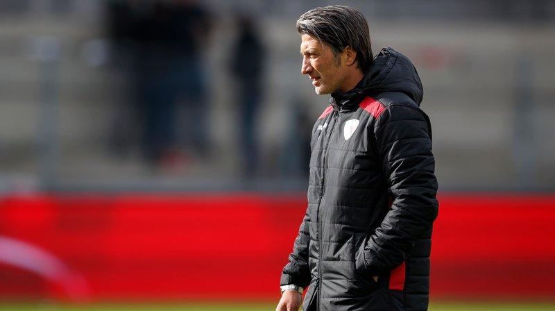 FC Sion: Murat Yakin présent à l'entraînement après la défaite contre YB