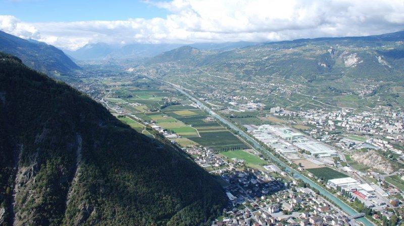 Aménagement du territoire: le plan directeur du Valais est conforme