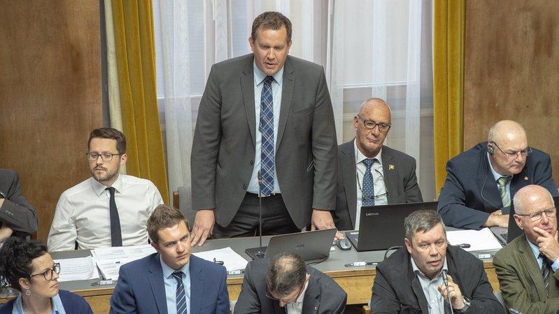 Constituante valaisanne: l'UDC seule contre tous pour l'adoption du règlement et l'élection du secrétaire général