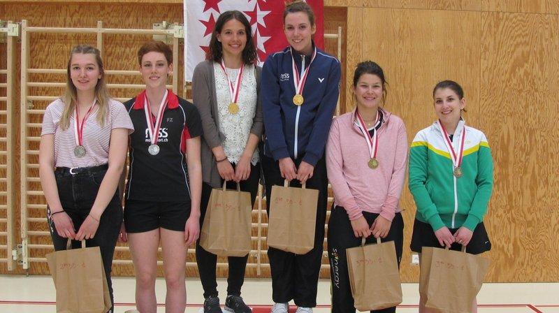 Badminton: Olympica-Brig truste les premières places