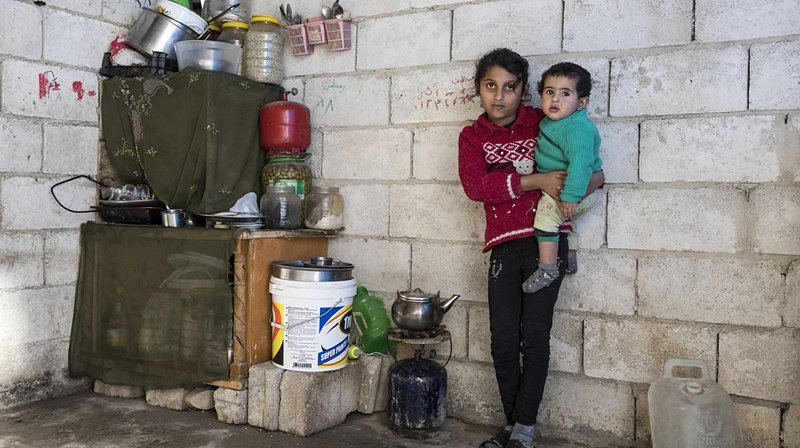 Pour Caritas Suisse, l'argent doit être mis à disposition sur place en Syrie, mais aussi dans les pays voisins comme le Liban et la Jordanie.