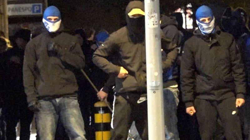 Football: débordements après le match Neuchâtel Xamax-Grasshopper