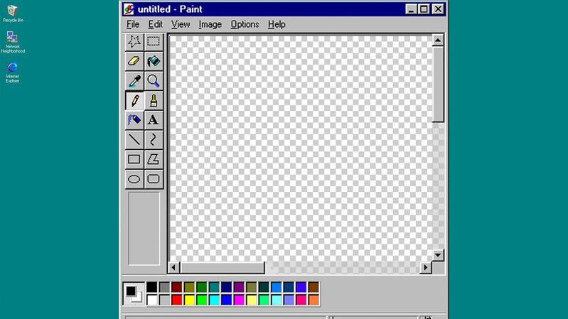 """Microsoft: le logiciel """"Paint"""" ne va finalement pas disparaître"""