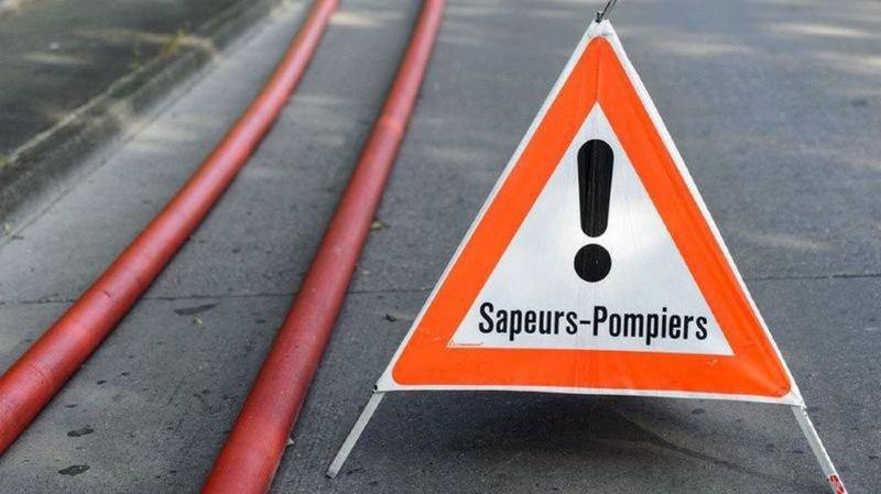 Un important incendie s'est déclaré à Aigle durant la nuit de jeudi à vendredi.