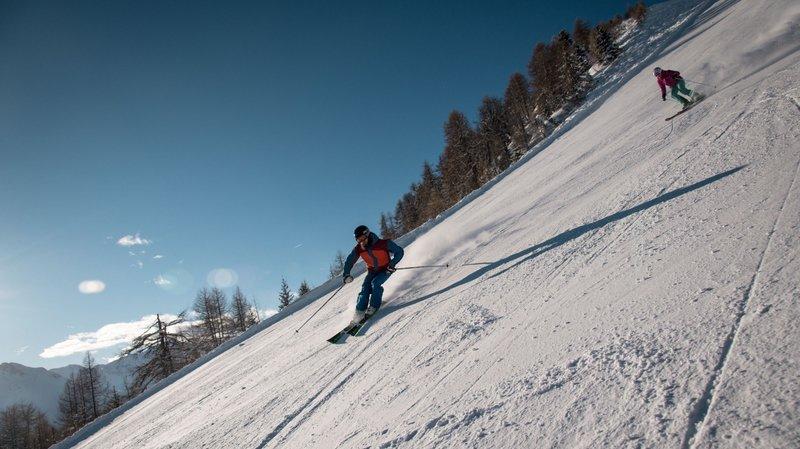 Thyon: ski, repas et apéro gratuits pour tous