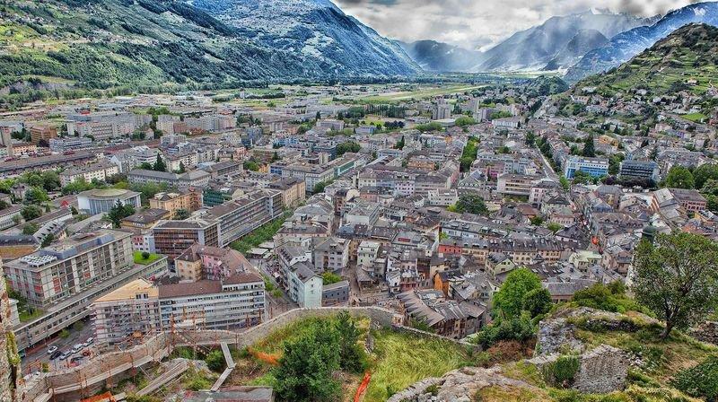«Le vivre ensemble est une préoccupation ancrée depuis longtemps dans l'administration communale», souligne la Ville de Sion.